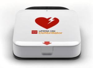 Hjärtstartare Lifepak CR 2